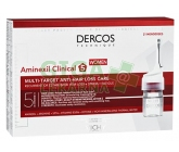 VICHY Dercos Aminexil Clinical 5 ženy 21x6ml