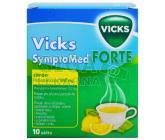 Vicks Symptomed forte citron por.plv.sol.10