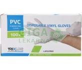 Vinylové rukavice vel. M 100ks/balení