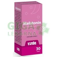 Virde Melatonin 5mg 30 tablet