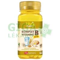 VitaHarmony Komplet vitaminů B forte 60 tablet