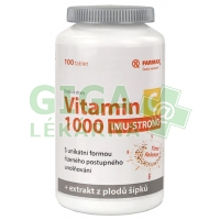 Vitamin C 1000 IMU-STRONG tbl.100 Farmax