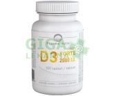 Vitamin D3 FORTE 2000 I.U. 100tbl