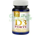 Obrázek Vitamín D3 FORTE 2000 I.U. 30 tablet