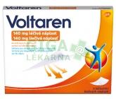 Obrázek Voltaren 140mg Léčivá náplast 5 ks