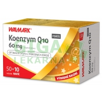 Walmark Koenzym Q10 FORTE 60mg tob.50+10 Promo 2020