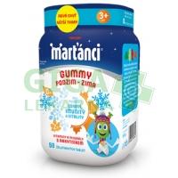 Walmark Marťánci Gummy PODZIM-ZIMA 50 tablet