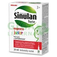 Walmark Sinulan Forte Junior nosní sprej 20ml