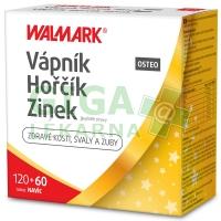 Walmark Váp-Hoř-Zinek Osteo tbl.120+60 Promo2019