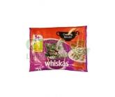 Whiskas kapsa Krmivo v krémové omáčce 4x85g