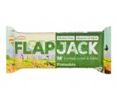 Wholebake Flapjack ovesný pistácie bezlepkový 80g
