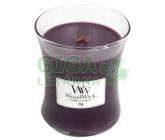 Obrázek WoodWick Fig Medium střední 275 g vonná svíčka