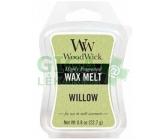 WoodWick Willow 22,7 g vonný vosk