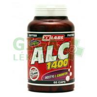 XXLABS Acetyl L-Carnitin (ALC) 60 kapslí