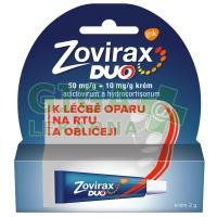 Zovirax Duo krém 2g
