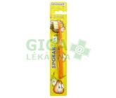 Obrázek Zubní kartáček Spokar dětský 3432 extra měkký 1ks